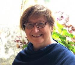 Silvia Dozzo, Meditator from Italy