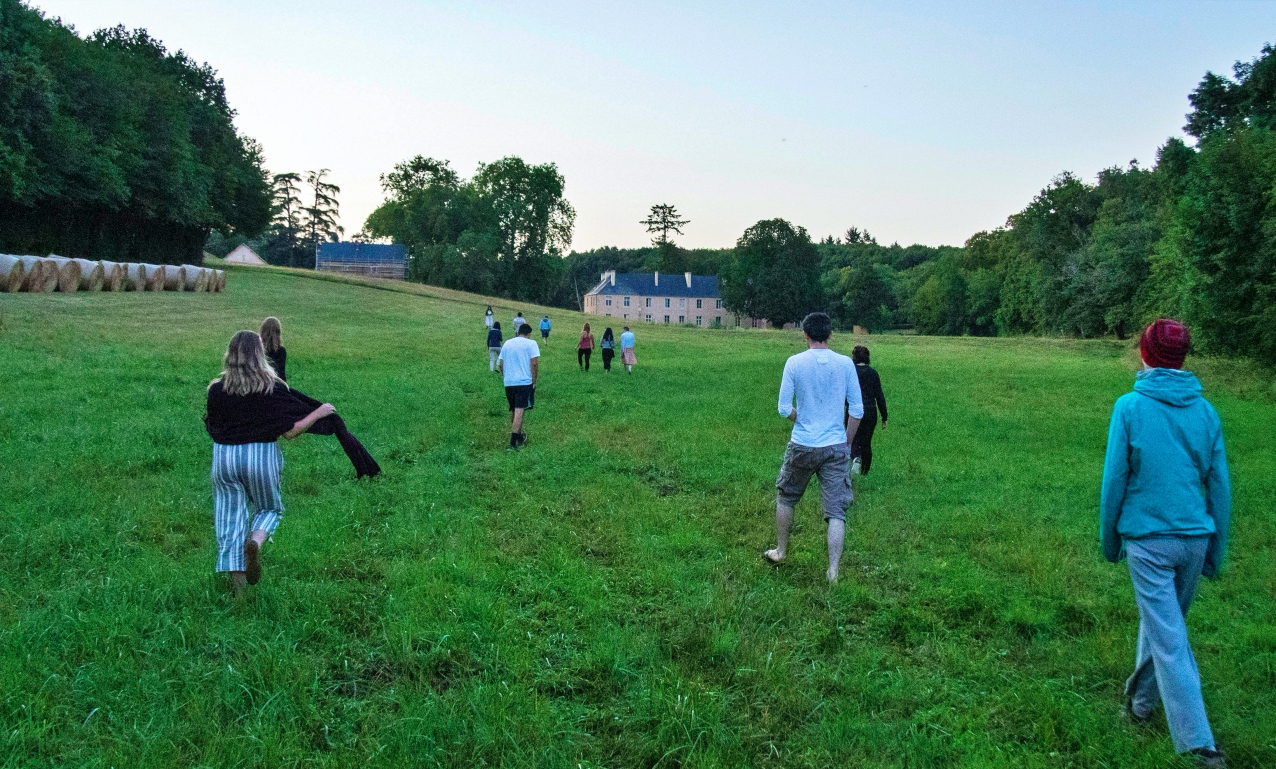 Small Group Retreat at Bonnevaux Center for Peace