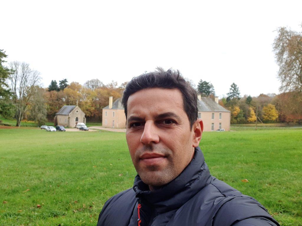 João Correia - Advent Retreat 2019, Bonnevaux